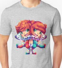 Chibi Harle n Quin Unisex T-Shirt