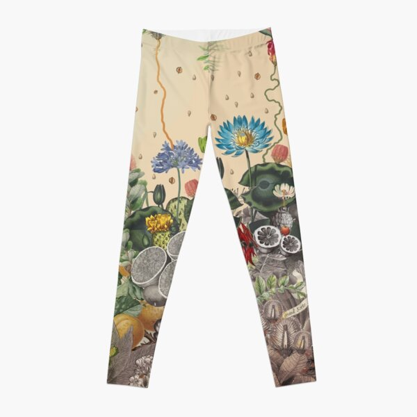 FANTASTIC BOTANICAL Leggings