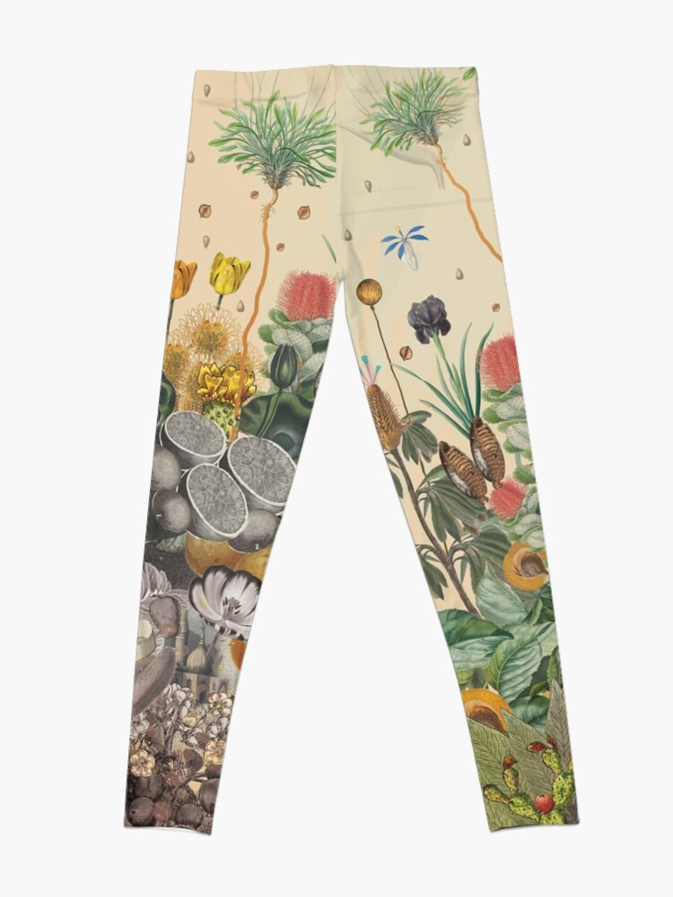 Alternate view of FANTASTIC BOTANICAL Leggings