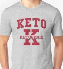 Keto Ketogenic Crimson T-Shirt