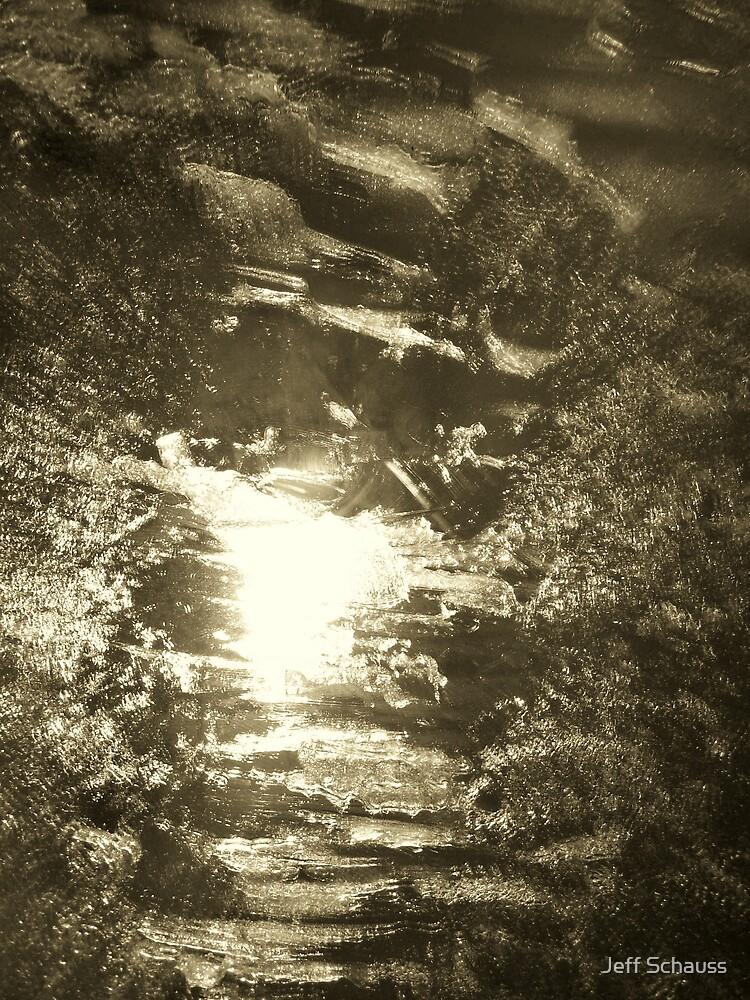 A lantern to My Feet by Jeff Schauss