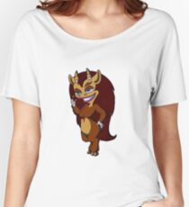Big Mouth - Hormone Monster Women's Relaxed Fit T-Shirt