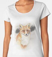 Little Fox Women's Premium T-Shirt