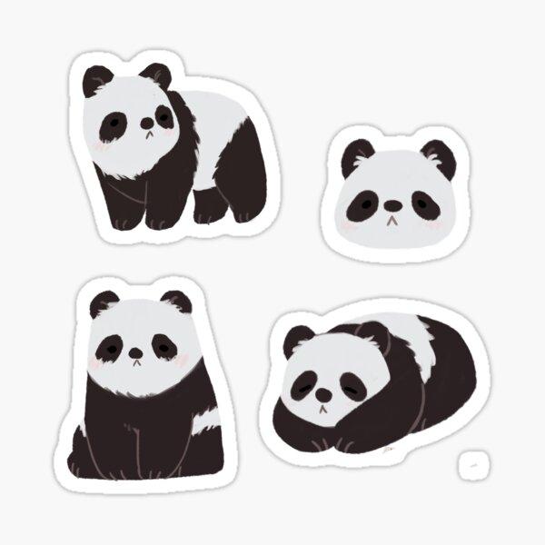 Pandas Pegatina