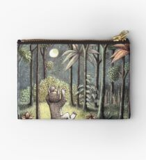 Where The Wild Things Are Zipper Pouch
