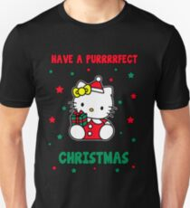 Kitty - Christmas T-Shirt