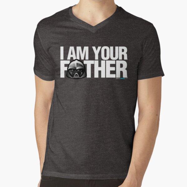 SW - I am your father - Dark Version V-Neck T-Shirt
