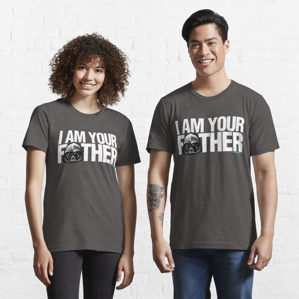 SW - I am your father - Dark Version Essential T-Shirt