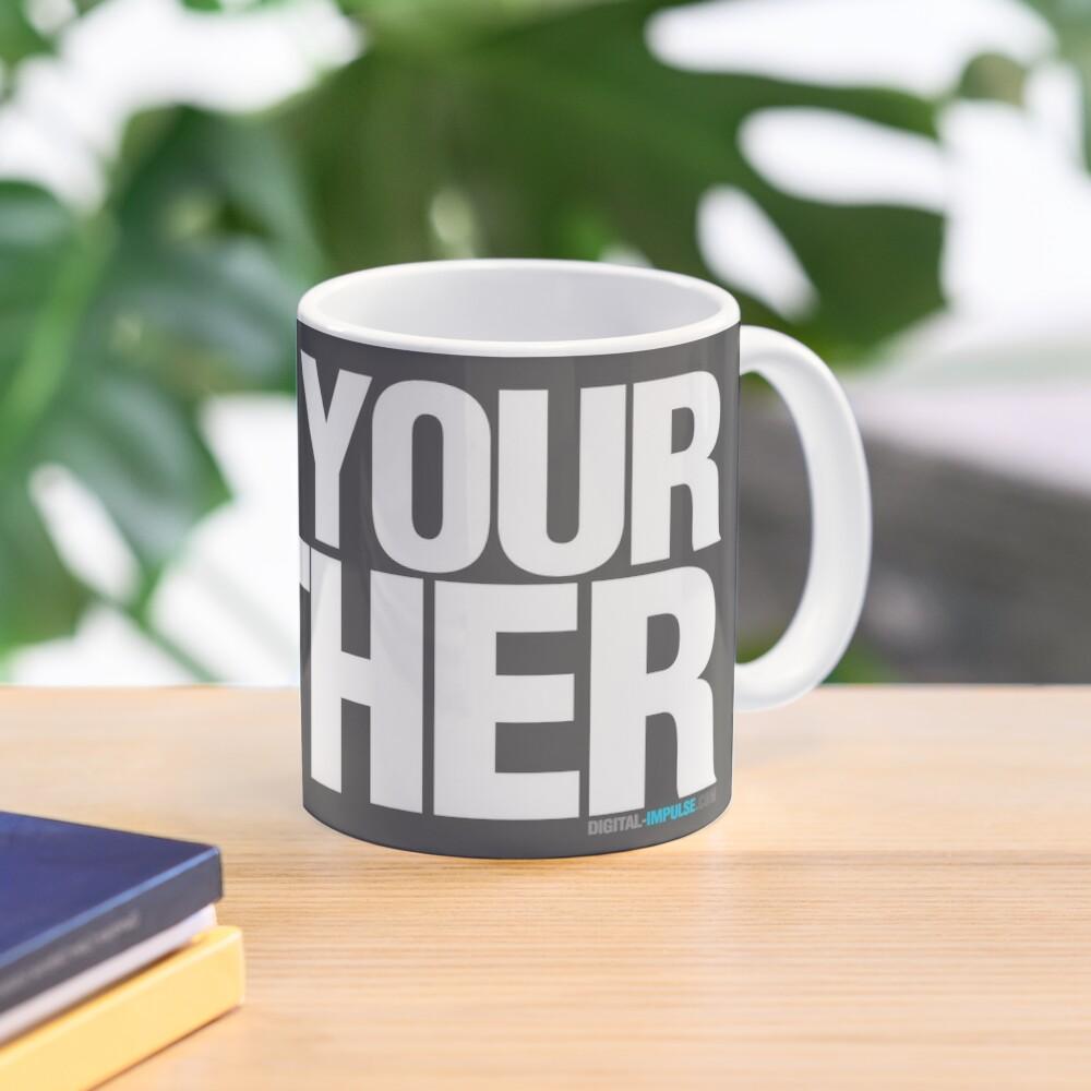 SW - I am your father - Dark Version Mug
