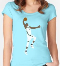 Giannis Dunk Women's Fitted Scoop T-Shirt