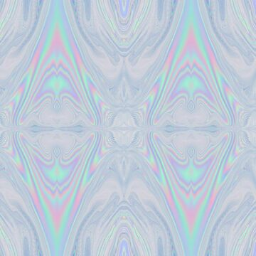 Holographic Magic - Abstract Art by iamnickv