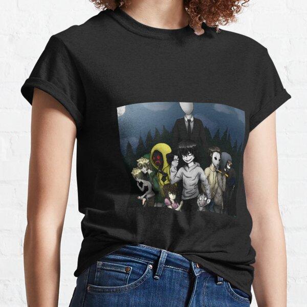 Creepypasta Classic T-Shirt