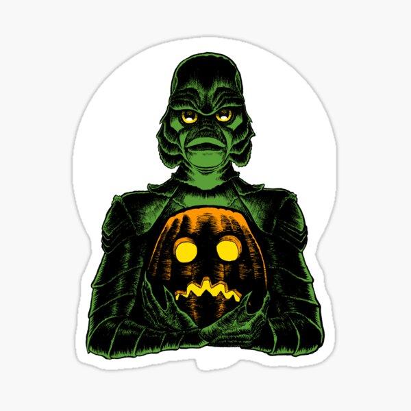 Monster Holiday: Creature Sticker