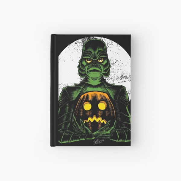 Monster Holiday: Creature Hardcover Journal