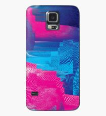 Intuition - Glitch Art Case/Skin for Samsung Galaxy