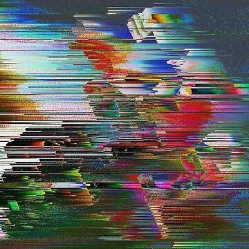 Dreams of Reality - Glitch Art by iamnickv