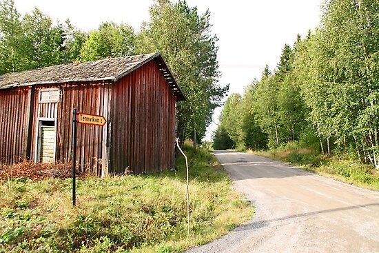 Road to Tennviken by Fran0723