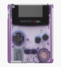 Game boy Color iPad Case/Skin