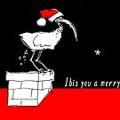 yule remember this bin chicken  by Matt Mawson
