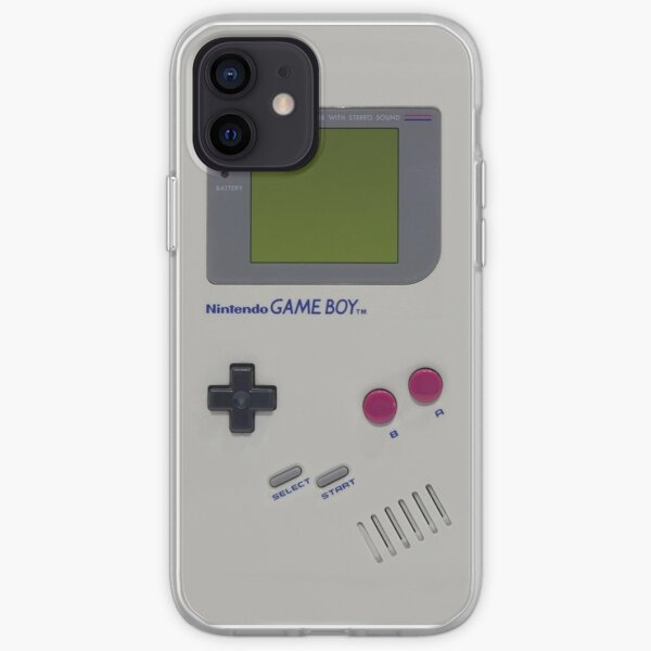 Nitendo Game Boy iPhone Soft Case