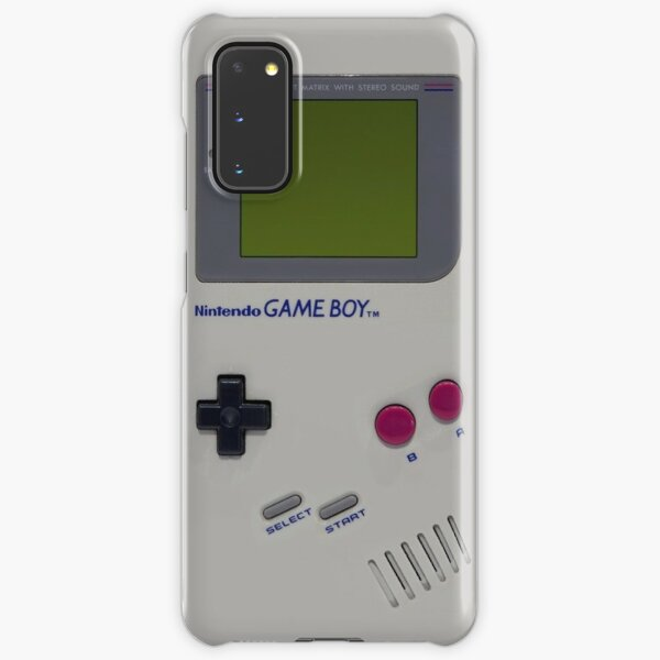 Nitendo Game Boy Samsung Galaxy Snap Case