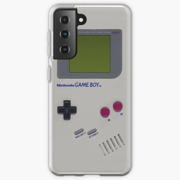 Nitendo Game Boy Coque souple Samsung Galaxy