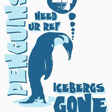 Penguins by Designerd