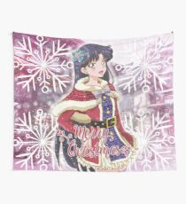 Merry Xmas Rei! Wall Tapestry