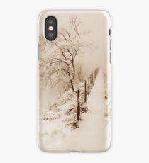 Sleeping Nature iPhone Case