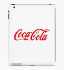 Fringed Coca Cola Sign iPad Case/Skin