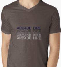 Arcade Fire  Men's V-Neck T-Shirt