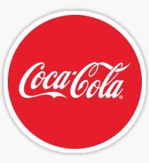 Coca-Cola Bottle Cap Design Sticker
