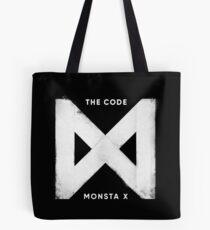 Monsta X Tote Bag