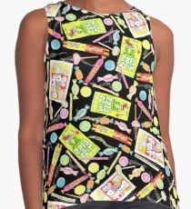 Sherbet Party - It's Sher-Bert Day! Contrast Tank