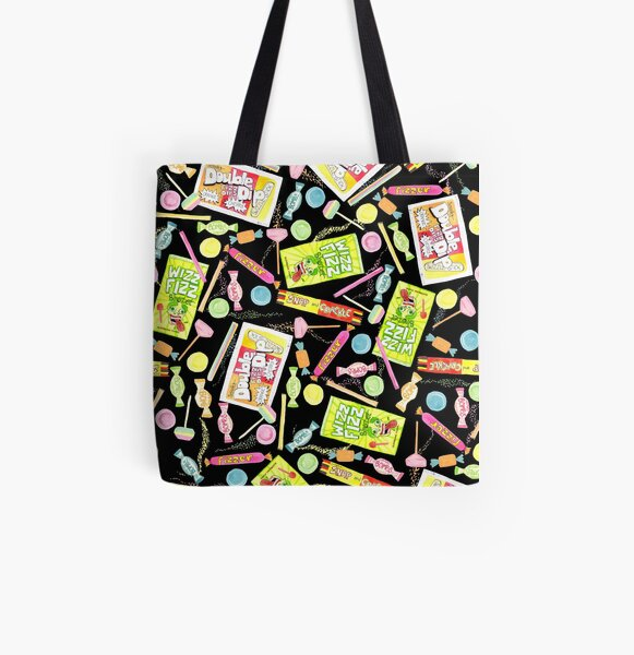 Sherbet Party - It's Sher-Bert Day! All Over Print Tote Bag