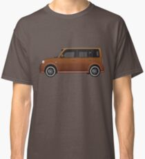 Vectored Boxcar Copper Classic T-Shirt