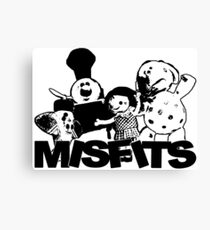 The Misfits Canvas Print