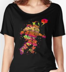Spaced Out Women's Relaxed Fit T-Shirt