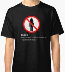 Camiseta clásica Travi $ Scott - definición de rodeo