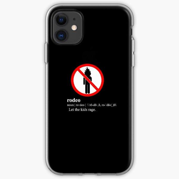 Travi$ Scott - Rodeo Definition iPhone Soft Case