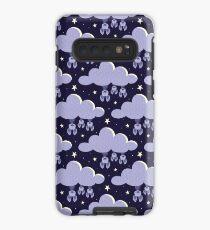 Dreaming bats Case/Skin for Samsung Galaxy