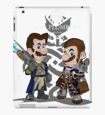 The Plumbers iPad Case/Skin