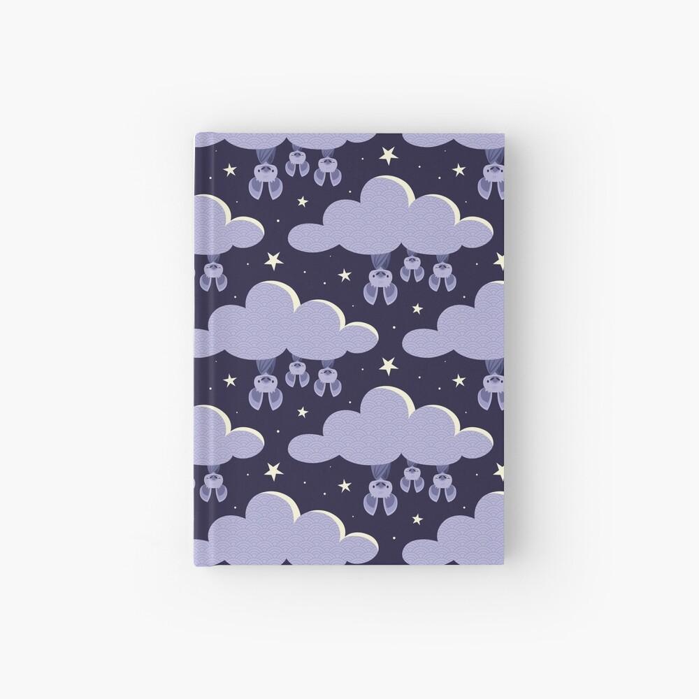 Dreaming bats Hardcover Journal