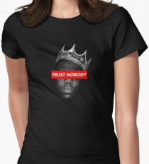 Biggie Smalls - Trust Nobody (Blk/Wht) T-Shirt
