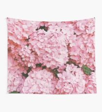 Pink Pattern  Wall Tapestry
