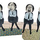 « salle d'attente » par Olga Lupi
