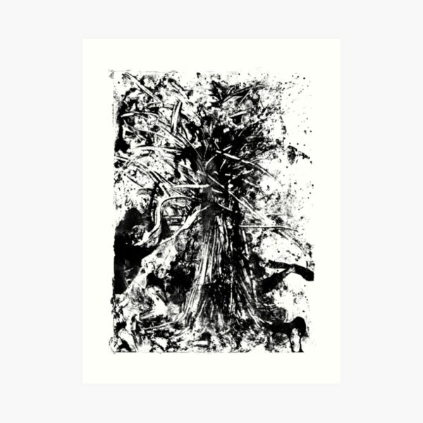The Father Of Trees Art Print
