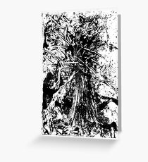 The Father Of Trees Greeting Card