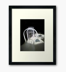 The Chairs Framed Print