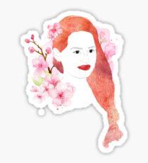 Cheryl Blossom - Riverdale Sticker